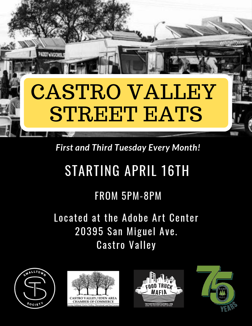 CVSC and Chamber of Commerce present:  Streets Eats