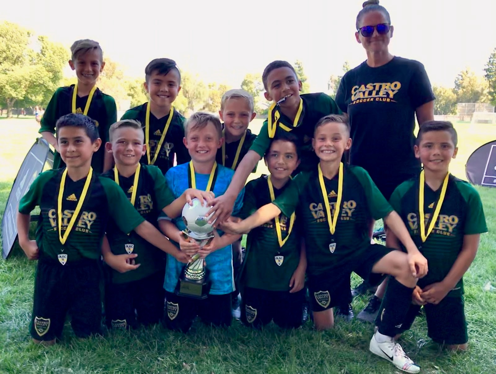 09 Boys Green 1st Ballistic Summer Classic