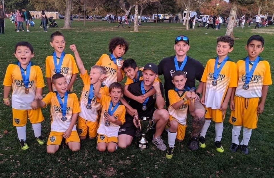 2011 Boys Yellow 1st Bronze State Cup